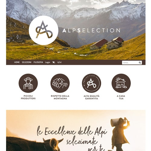 Alpselection